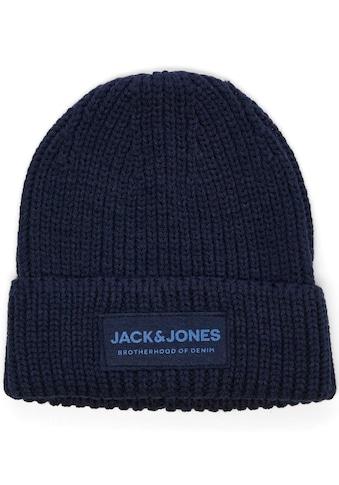 Jack & Jones Junior Strickmütze »JJ30 KNIT BEANIE JR« kaufen