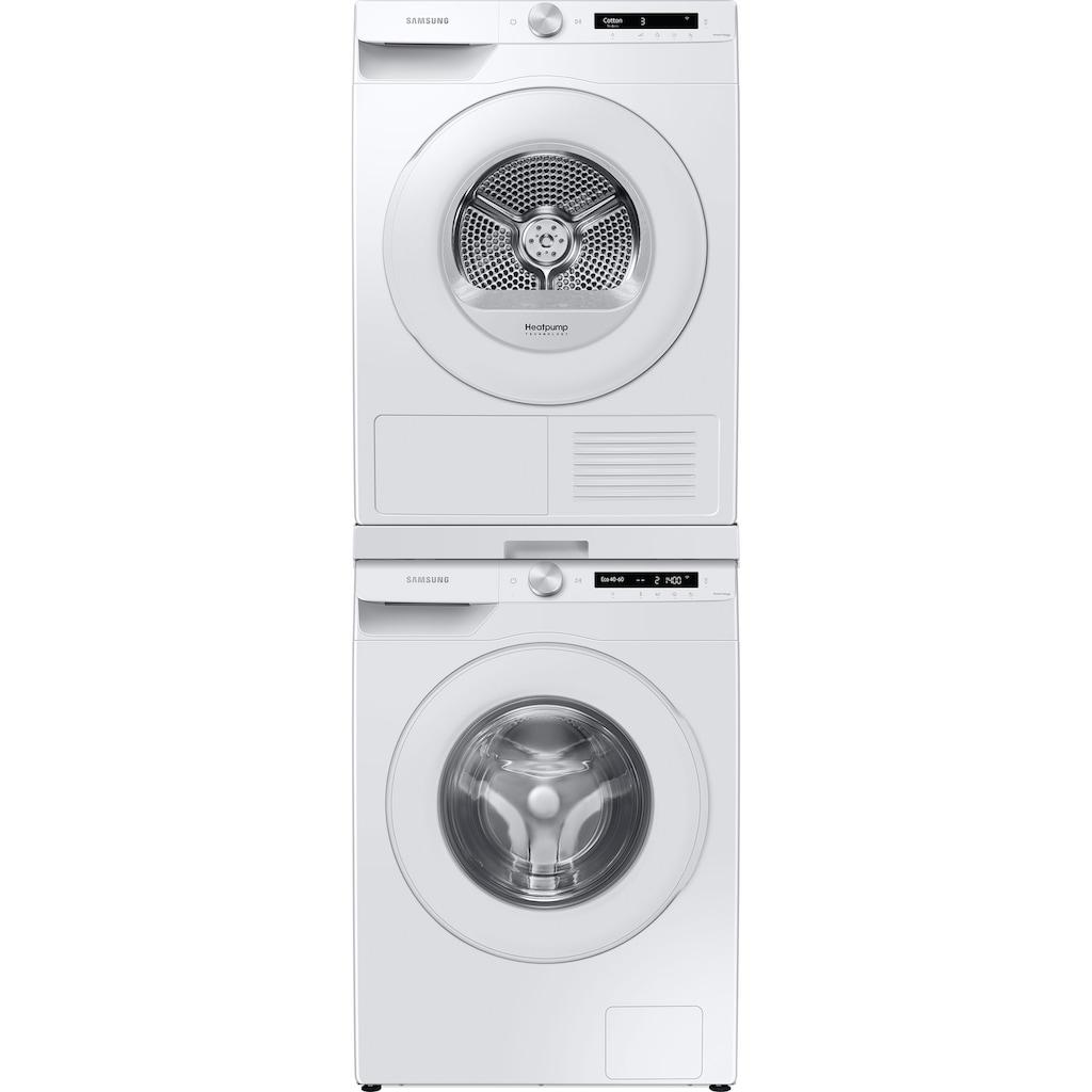Samsung Wärmepumpentrockner »DV80T5220TW/S2«