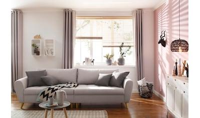 Home affaire Big-Sofa »Penelope Luxus«, mit besonders hochwertiger Polsterung für bis... kaufen