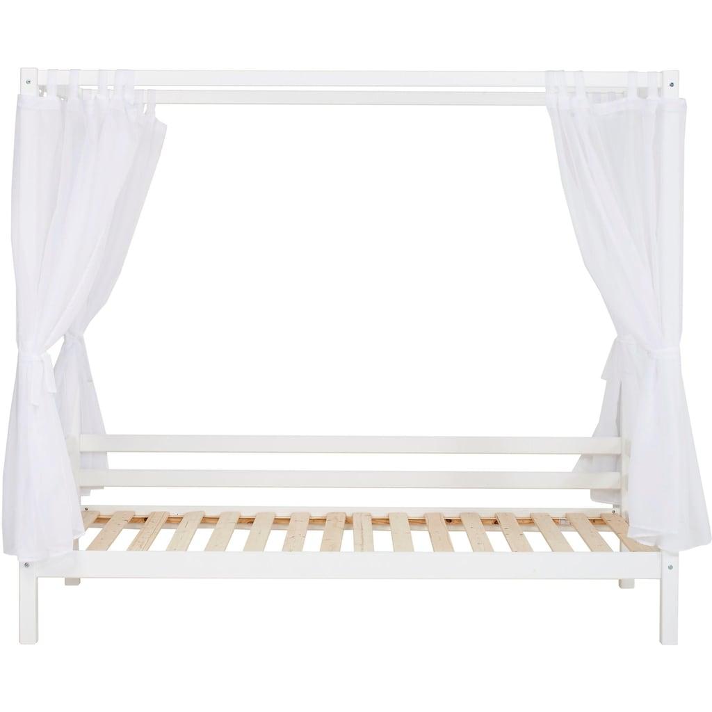 Hoppekids Betthimmel, inkl. 4 Vorhängen für Sofabett