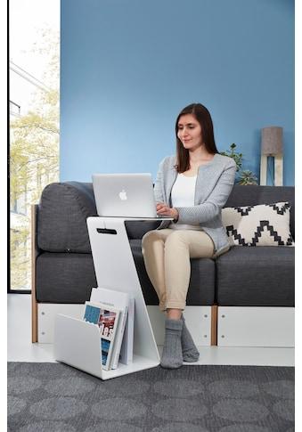 Müller SMALL LIVING Beistelltisch »SWAN«, auch als Home-Office Platz nutzbar kaufen
