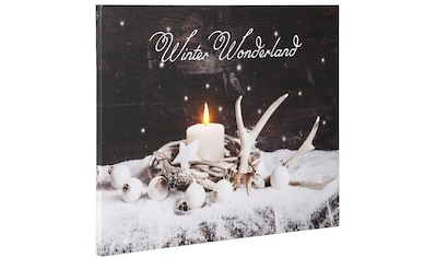 Dreams LED - Bild »Winter Wonderland« kaufen