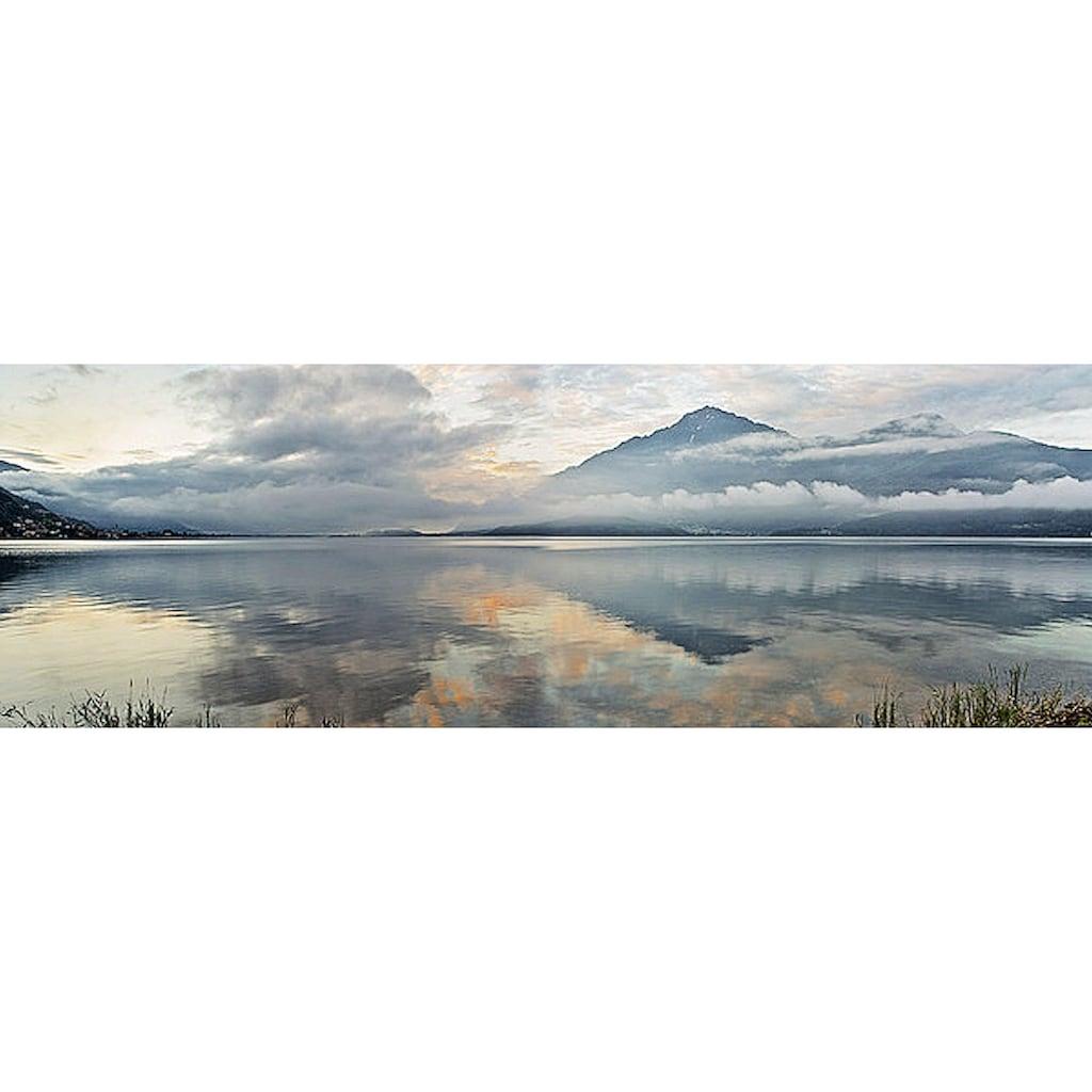 Home affaire Deco-Panel »Alan Blaustein / Gravedonna Lake Vista«, 100/50/2 cm