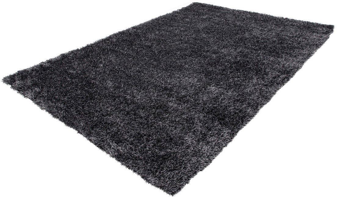 Hochflor-Teppich Diamond 700 Kayoom rechteckig Höhe 45 mm handgetuftet