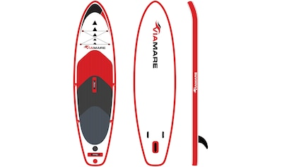 VIAMARE Inflatable SUP-Board »SUP Set VIAMARE 300 S rot« kaufen