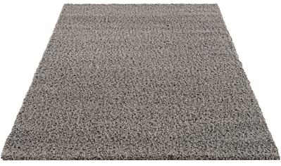 Hochflor - Teppich, »Saron«, andas, rechteckig, Höhe 35 mm, maschinell gewebt kaufen