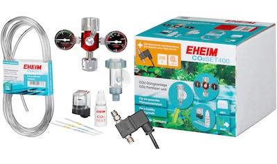 EHEIM Aquariumpflege »CO2-Düngeanlagen-Set 400«, Mehrwegsystem ohne Flasche kaufen