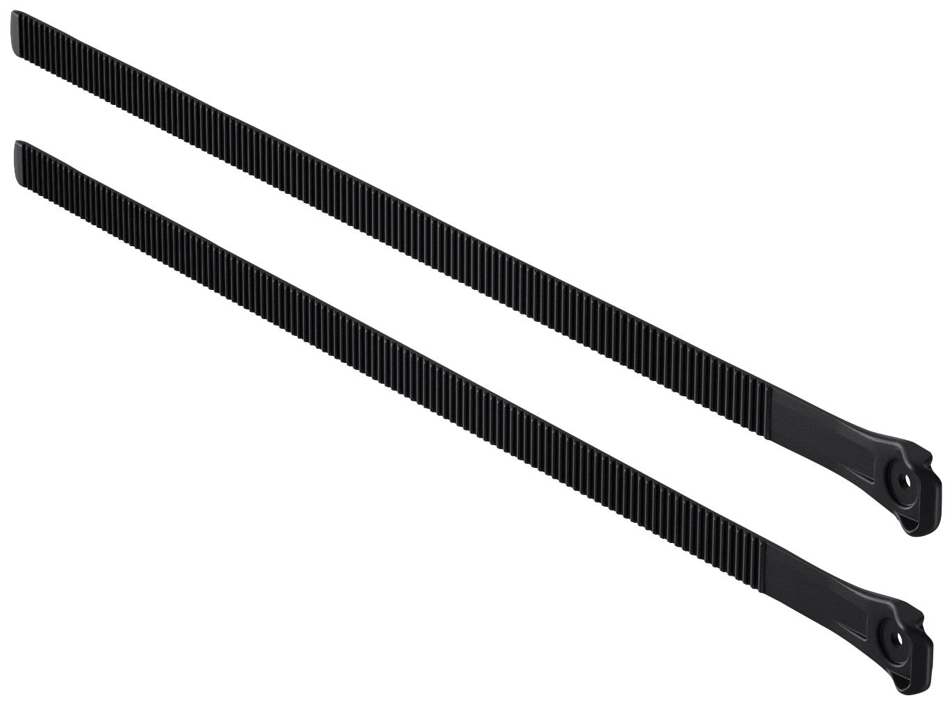 Thule Kupplungsfahrradträger XXL Fatbike Wheel Straps schwarz Fahrradträger Autozubehör Reifen