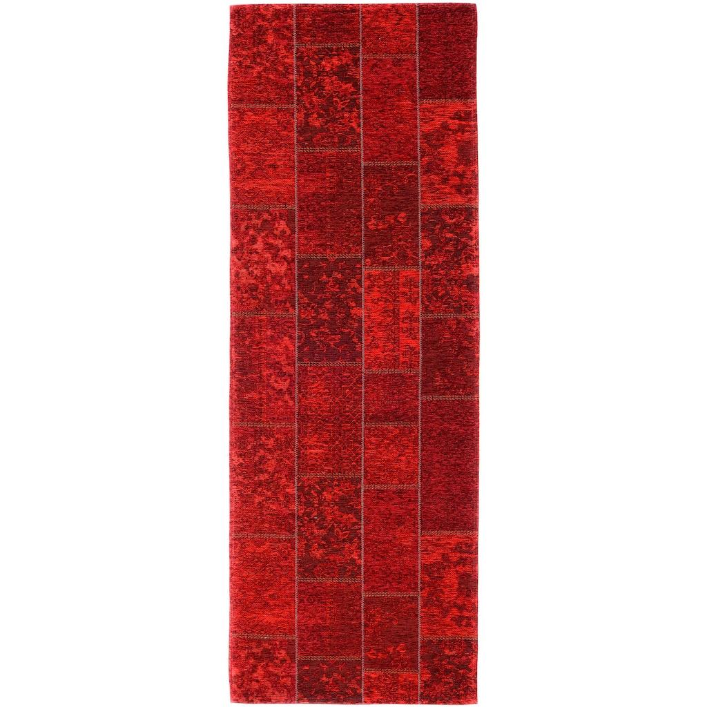 OCI DIE TEPPICHMARKE Läufer »Alanis Allover«, rechteckig, 5 mm Höhe, Flachgewebe