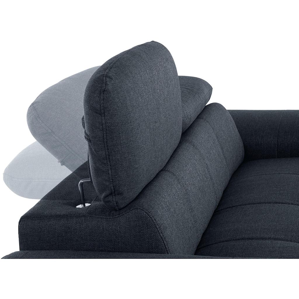 COTTA 2-Sitzer, mit Kopfteilverstellung