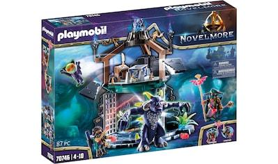 Playmobil® Konstruktions-Spielset »Violet Vale - Dämonenportal (70746), Novelmore«,... kaufen