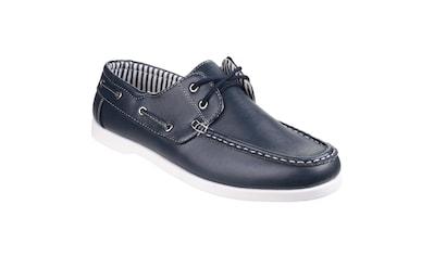 Fleet & Foster Bootsschuh »Herren Falmouth Freizeit Boot - Schuh« kaufen