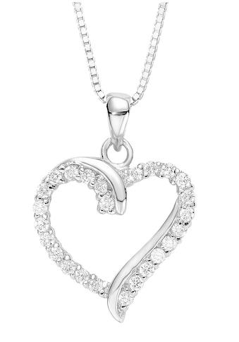 Amor Kette mit Anhänger »Herz, 9194568« kaufen