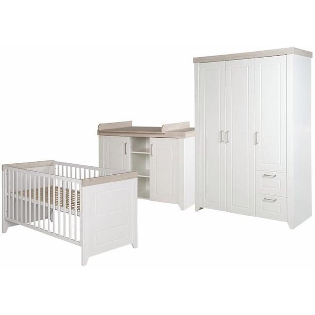 roba® Babyzimmer-Komplettset »Felicia« (Set, 3-tlg)