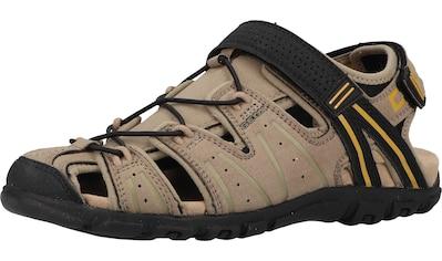 Geox Sandale »Lederimitat« kaufen