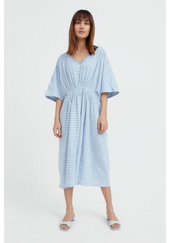 Finn Flare Jerseykleid, mit Streifenprint kaufen
