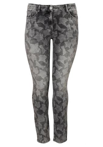 FRAPP Slim Fit-Jeans mit Sternenmuster kaufen
