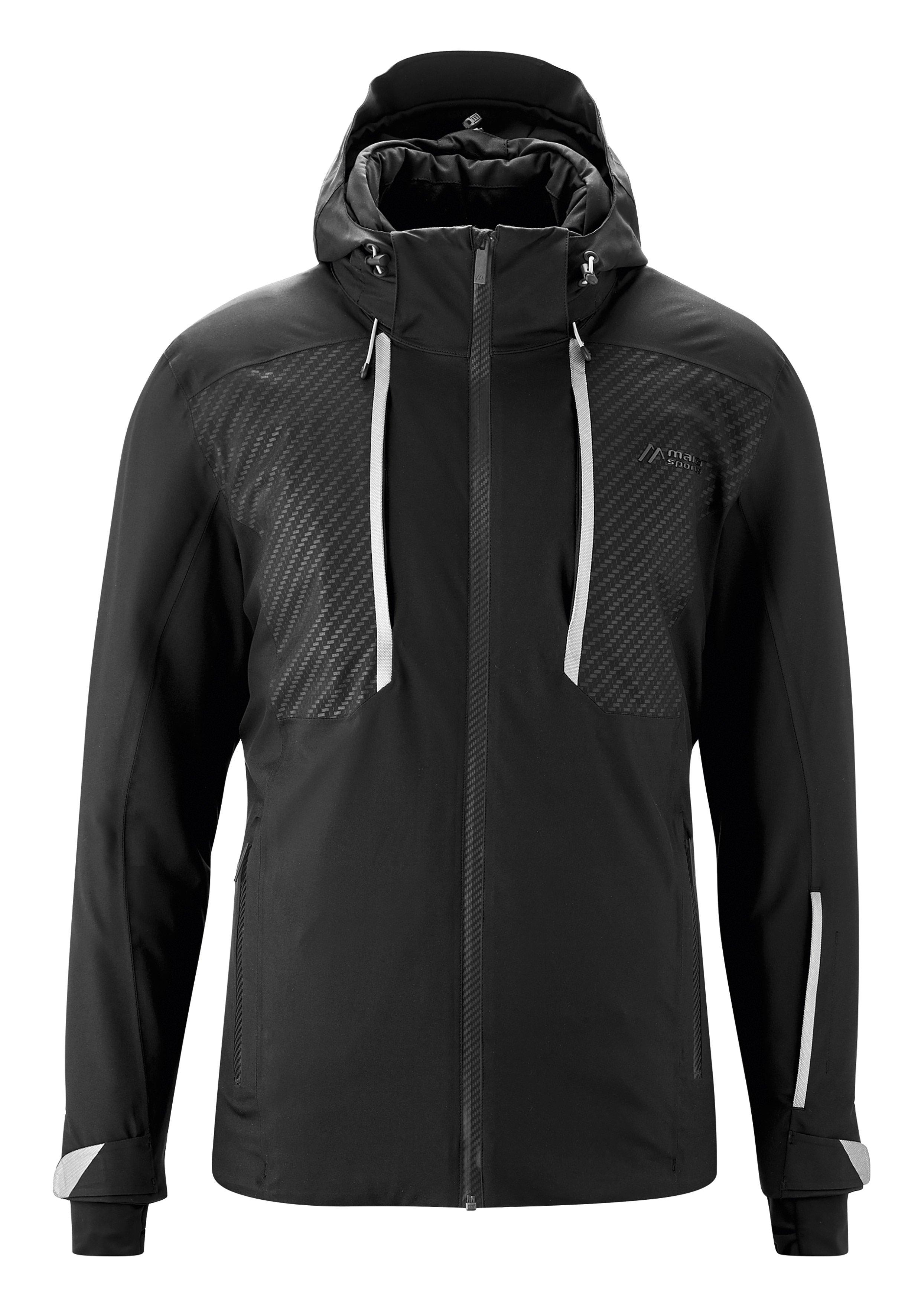 Maier Sports Skijacke Carbo Jacket M schwarz Herren Übergangsjacken Jacken