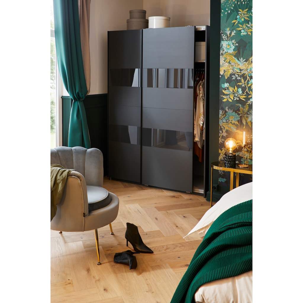 my home Verdunkelungsvorhang »Sola«, Breite 130 cm und 270 cm