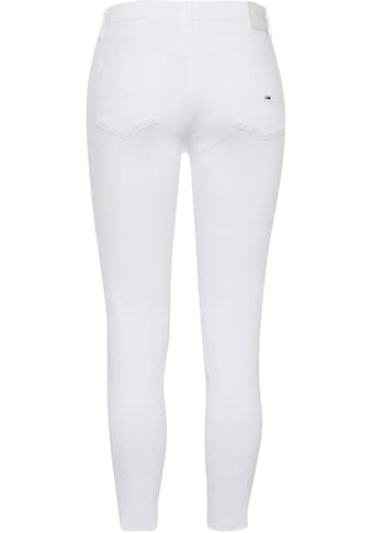Tommy Jeans Skinny-fit-Jeans »NORA MR SKNY ANKLE«, mit Tommy Jeans Logo-Badge & Stickerei kaufen