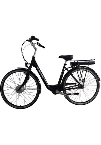 ALLEGRO E-Bike »Elegant 03 Black«, 7 Gang, Shimano, Nexus, Frontmotor 250 W kaufen