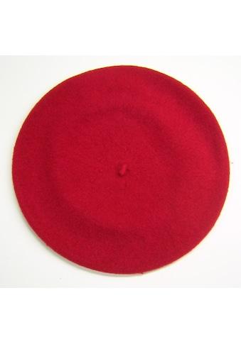 Chaplino Baskenmütze, mit französischem Charme kaufen
