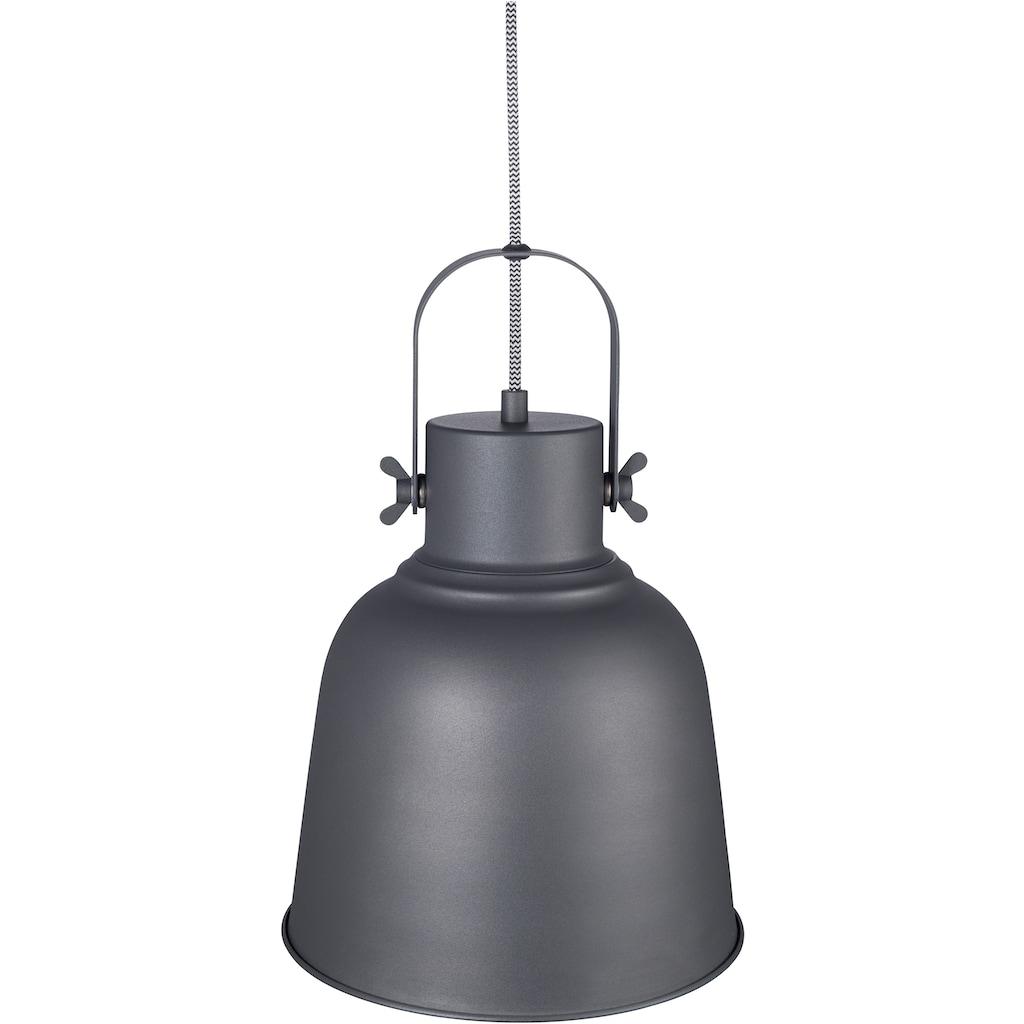 Nordlux Pendelleuchte »ADRIAN«, E27, Hängeleuchte, Retro, Industrial Look, Pendelleuchte