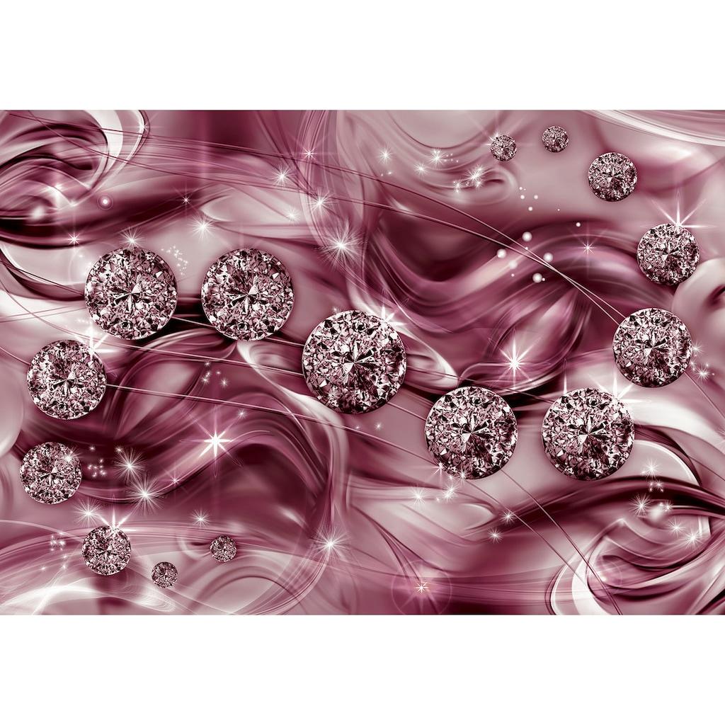 Consalnet Vliestapete »Diamant Abstraktion«, verschiedene Motivgrößen, für die Küche