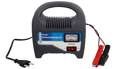 CARTREND Batterie - Ladegerät »Profi 6A 12V« kaufen