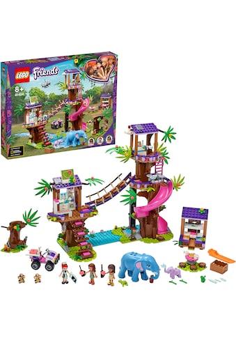 """LEGO® Konstruktionsspielsteine """"Tierrettungsstation im Dschungel (41424), LEGO® Friends"""", Kunststoff, (648 - tlg.) kaufen"""