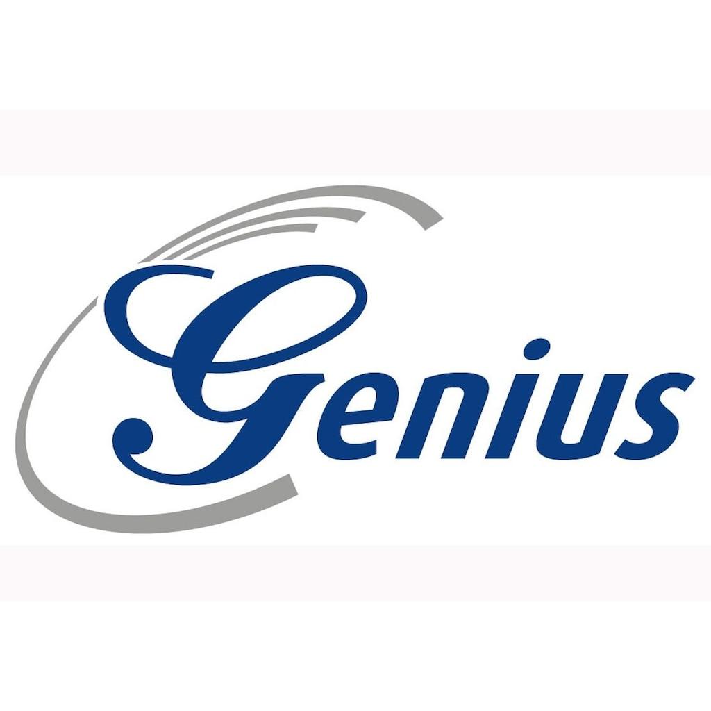 Genius Pfannen-Set, Edelstahl, (Set, 7 tlg.), Induktion