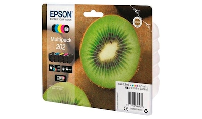 Epson Tintenpatrone »Multipack T02E7, C13T02E74010, 5 Farben« kaufen