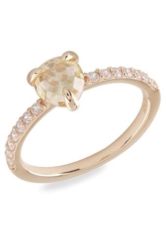 VILMAS Fingerring »Crystal Drop, 4028146651449, 32, 25«, mit Zirkonia kaufen