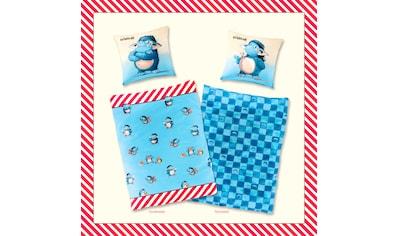 Kinderbettwäsche »Der Grolltroll«, BIERBAUM kaufen