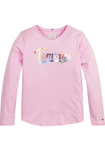 TOMMY HILFIGER Langarmshirt kaufen