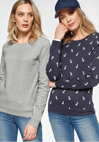 Flashlights Sweatshirt (Packung, 2er - Pack) kaufen