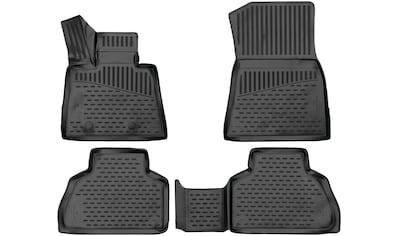 WALSER Passform - Fußmatten »XTR«, für BMW X5 (G05) BJ 2018  -  heute kaufen