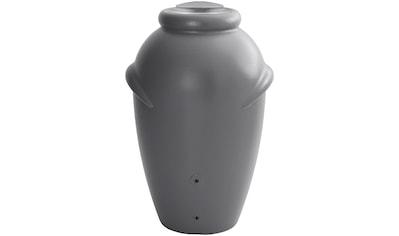 PROSPERPLAST Regentonne »Aquacan baby«, BxTxH: 56x56x113 cm, grau kaufen