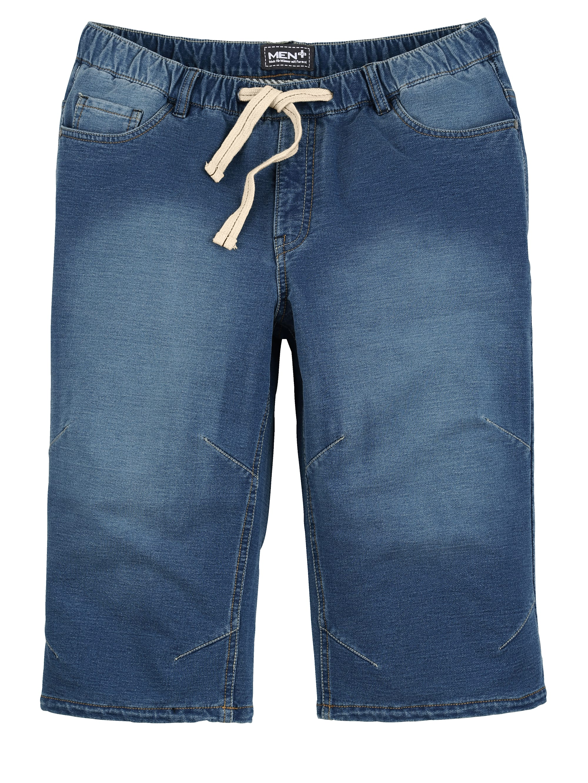 Men Plus by Happy Size Jogpants-Bermuda   Bekleidung > Shorts & Bermudas > Bermudas   Blau   Men Plus By Happy Size