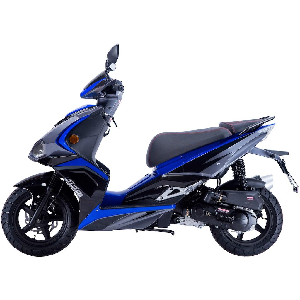 GT UNION Motorroller »Striker«, 3 PS, EURO 5