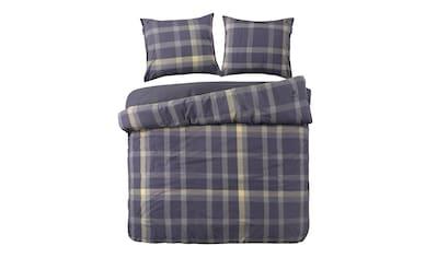 BLCKOUT Bettwäsche »Washington«, im Karo-Design kaufen
