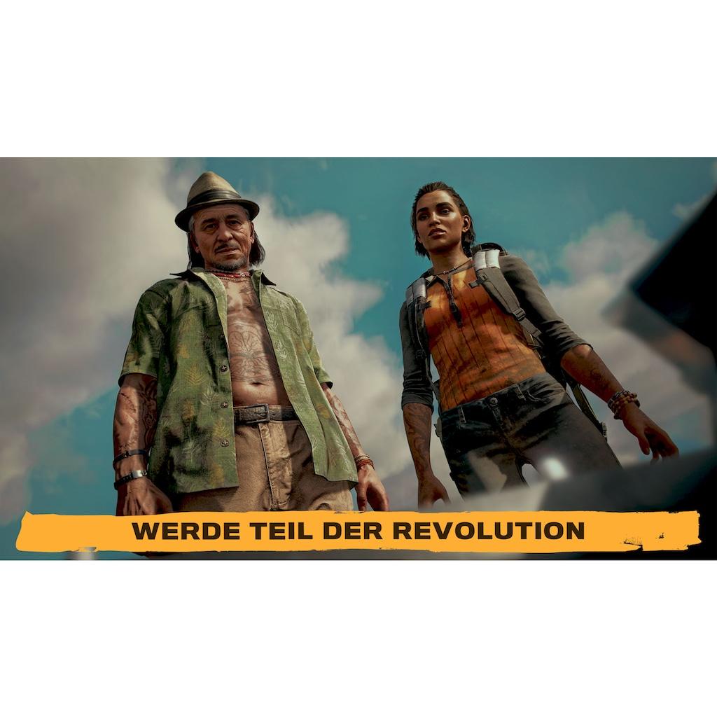 UBISOFT Spiel »Far Cry 6 Ultimate Edition + Antón & Diego Castillo Figur«, PlayStation 5