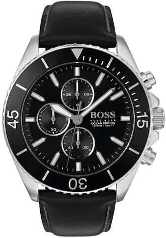 Boss Chronograph »OCEAN EDITION, 1513697« kaufen