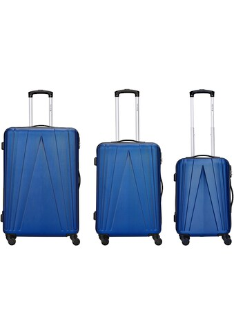 "Travel First Trolleyset ""Spacestar"", 4 Rollen, (Set, 3tlg.) kaufen"