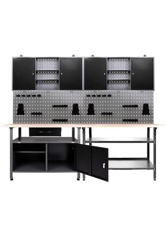 ONDIS24 Werkstatt-Set »Nobbi & Klaus«, 240 cm kaufen