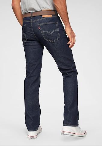 Levi's® Straight - Jeans »514™« kaufen