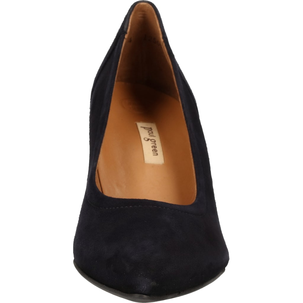 Paul Green Pumps »Veloursleder«