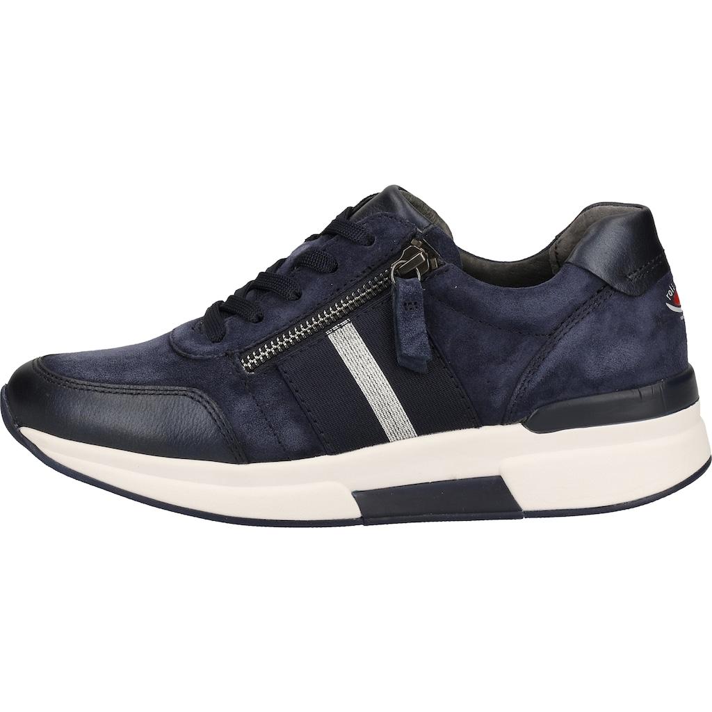 Gabor Sneaker »Nubukleder«