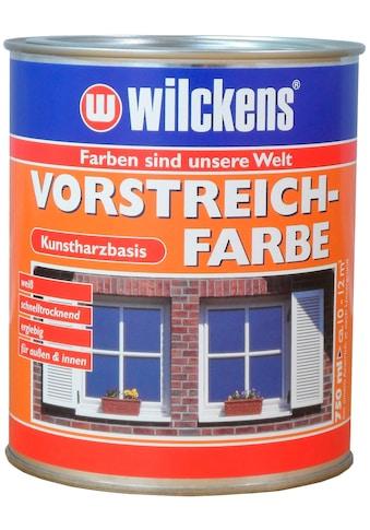 Wilckens Farben Holzgrundierung »Vorstreichfarbe« kaufen