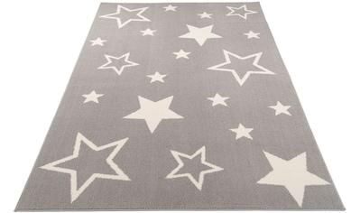 OCI DIE TEPPICHMARKE Teppich »KIDDY STAR«, rechteckig, 11 mm Höhe, Wohnzimmer kaufen